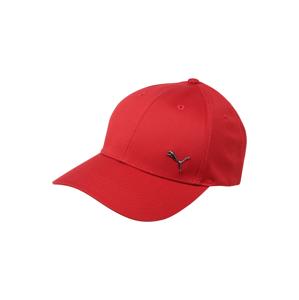 PUMA Sportovní kšiltovka  červená