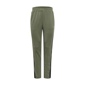 FILA Kalhoty 'SANDRO'  černá / zelená