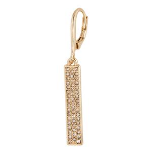 Lauren Ralph Lauren Náušnice 'PE LB MICROPAVE'  zlatá