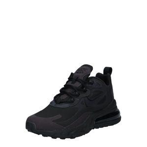 Nike Sportswear Tenisky 'AIR MAX 270 REACT'  šedá / černá