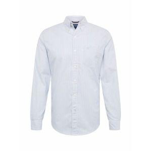 Dockers Košile 'OXFORD'  modrá / bílá