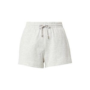 Gina Tricot Kalhoty 'Abbie'  světle šedá