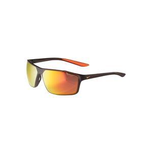 NIKE Sportovní sluneční brýle 'Windstorm'  zlatá / oranžová