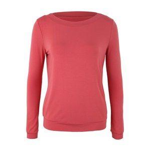 CURARE Yogawear Funkční tričko  korálová