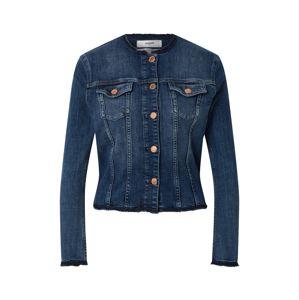 Goldgarn Přechodná bunda  modrá džínovina