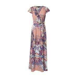 Mela London Šaty 'DELICATE PAISLEY PRINTED MAXI DRESS'  mix barev