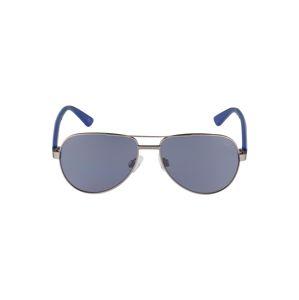 PUMA Sluneční brýle 'PJ0027S '  šedá / modrá