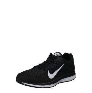 NIKE Běžecká obuv 'Air Zoom Winflo 5'  antracitová / černá / bílá
