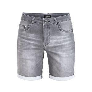 BRUNOTTI Kalhoty  šedá džínová