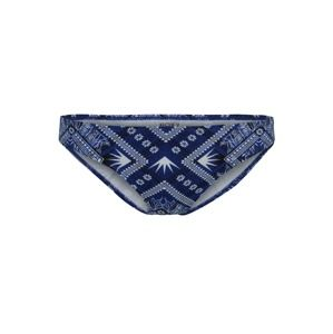 ROXY Spodní díl plavek  modrá