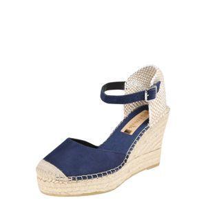 Vidorreta Páskové sandály  marine modrá