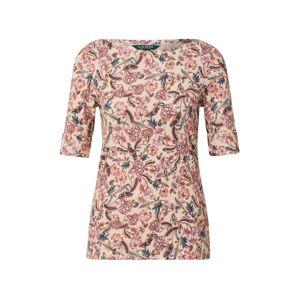 Lauren Ralph Lauren Tričko  růžová