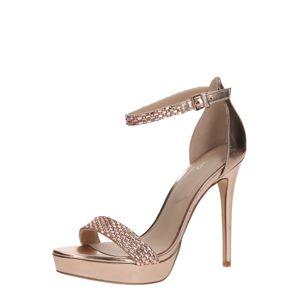 ALDO Sandály 'STUNNING'  zlatá / růže