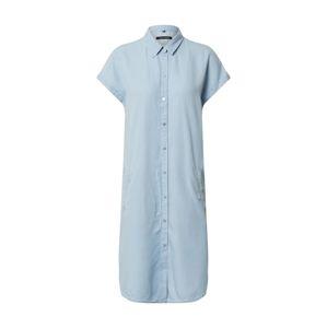 Marc O'Polo Košilové šaty  světlemodrá