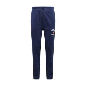 Tommy Jeans Kalhoty  tmavě modrá