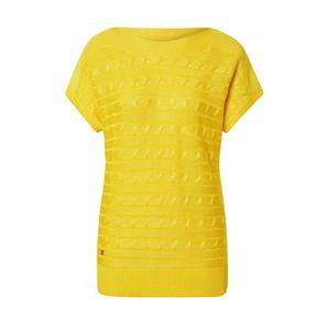 Lauren Ralph Lauren Pullover 'TARRALIA'  žlutá