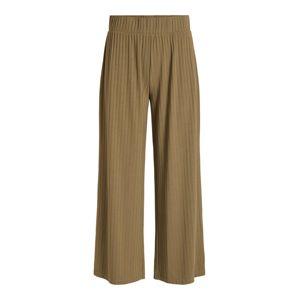 OBJECT Kalhoty  světle hnědá