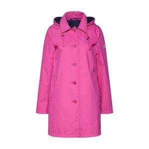 No. 1 Como Přechodný kabát 'VIOLA'  kobaltová modř / pink