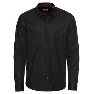 HUGO Společenská košile 'Erif'  černá