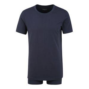 KnowledgeCotton Apparel Pyžamo krátké  tmavě modrá