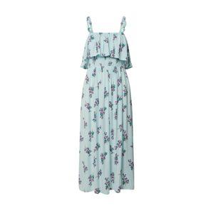 Dorothy Perkins Letní šaty  světlemodrá / fialová