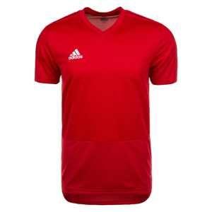 ADIDAS PERFORMANCE Funkční tričko 'Condivo 18'  červená