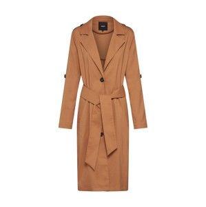 OBJECT Přechodný kabát 'Annabelle'  hnědá
