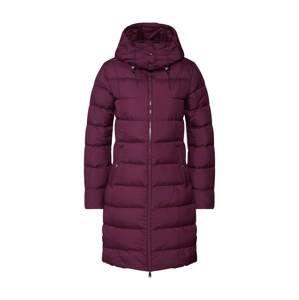 POLO RALPH LAUREN Zimní kabát 'BMNT DWN LC-DOWN FILL-COAT'  červená