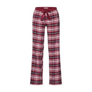 ESPRIT Pyžamo 'KELA'  červená / černá / bílá