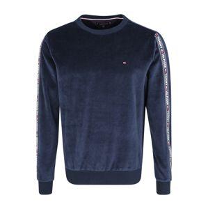 Tommy Hilfiger Underwear Pyžamo dlouhé 'CK TOP LS HWK'  tmavě modrá