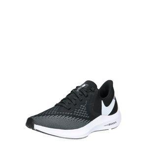 NIKE Běžecká obuv  černá