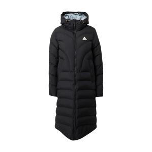 Maloja Outdoorový kabát  černá