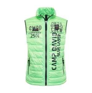CAMP DAVID Vesta 'vest'  svítivě zelená