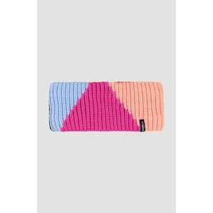 O'NEILL Čepice 'Colorblock'  pink / lososová / nebeská modř