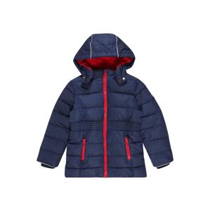 SALT AND PEPPER Přechodná bunda  námořnická modř / červená