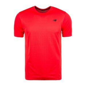 New Balance Funkční tričko 'Max Intensity'  červená