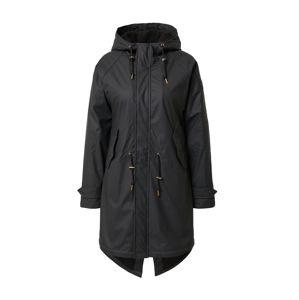 Derbe Přechodný kabát 'Mono'  černá