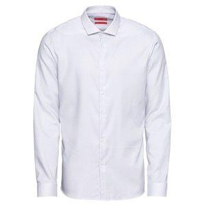 HUGO Společenská košile 'Erondo'  stříbrně šedá