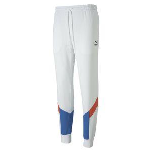 PUMA Sportovní kalhoty  modrá / bílá / červená
