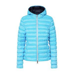 No. 1 Como Přechodná bunda 'BERGEN'  tmavě modrá / tyrkysová / námořnická modř