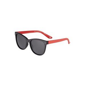 Stella McCartney Sluneční brýle 'SK0038S-008 48'  kouřově modrá / černá / červená