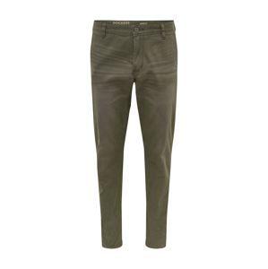 Dockers Chino kalhoty 'SEAWORN'  tmavě zelená