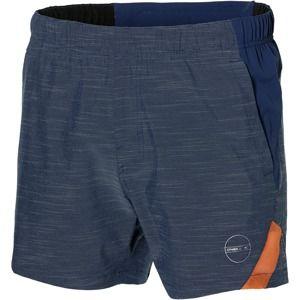 O'NEILL Šortky 'FACE HYBRID'  modrý melír / oranžová