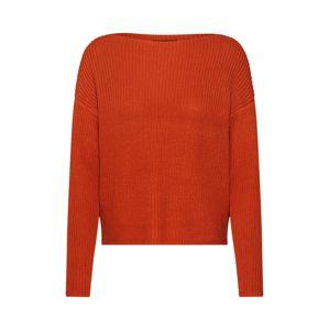 ONLY Svetr 'MARINA'  oranžově červená
