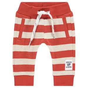Noppies Kalhoty 'Arroyo Grande'  offwhite / oranžově červená