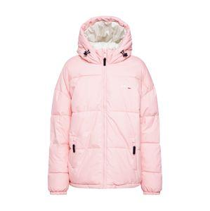 Schott NYC Zimní bunda 'JKT Alaska'  růžová