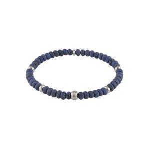 ROYAL-EGO Náramek 'Bead Bracelet'  modrá