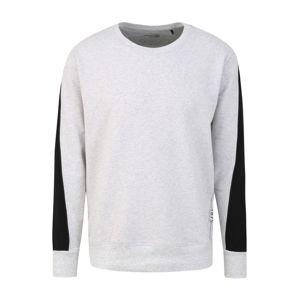 SCHIESSER Pyžamo dlouhé  šedý melír