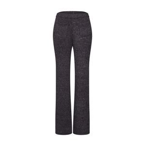 Native Youth Kalhoty 'PALLADIUM KNITTED PANT'  šedá