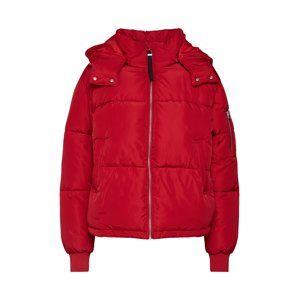 VERO MODA Zimní bunda 'LUMIE SHORT JACKET'  červená